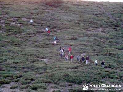 Pico Perdiguera, grupo senderismo madrid; senderismo españa